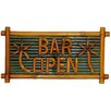 <strong>Bar Open Garden Sign</strong> by Bamboo54