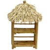 <strong>Natural Bamboo Folding CD Multimedia Storage Rack</strong> by Bamboo54