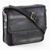 Clava Leather Vachetta Executive Laptop Sling Laptop Briefcase