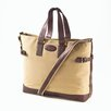 Clava Leather Canvas Everyday Tote