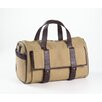 "Clava Leather 19"" Carry-On Duffel"