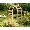 <strong>Creekvine Designs</strong> Cedar Arched Arbor