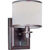 Banded 1 Light Wall Sconce