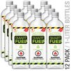 Anywhere Fireplaces Smart Fuel Liquid Bio-ethanol Fuel Bottle (Set of 12)
