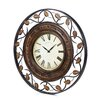 "UMA Enterprises Toscana Oversized 37.8"" Wall Clock"
