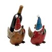 <strong>UMA Enterprises</strong> 2 Piece Owl Wine Holder Set