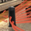 Vornado ATH1 V-Flow 120V Tower Electric Heater with Automatic Climate Control