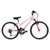 "<strong>Huffy</strong> Girl's 24"" Alpine All Terrain Mountain Bike"