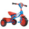 <strong>Huffy</strong> Spiderman Lights and Sounds Folding Tricycle