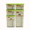 Kinetic StackSmart 10-Piece Rectangular Container Set with Sealed Lid