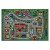 <strong>Fun Rugs</strong> Fun Time Fun City Kids Rug