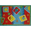 <strong>Fun Rugs</strong> Jade Reynolds Beach Blanket Kids Rug