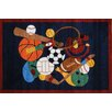 <strong>Fun Rugs</strong> Supreme Sports America Kids Rug