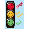 <strong>Smiley World Traffic Signal Kids Rug</strong> by Fun Rugs