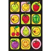 Smiley World Fruitti Kids Rug