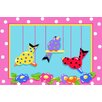 Fun Rugs Jade Reynolds Swing in Chicks Kids Rug