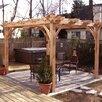 Outdoor Living Today Breeze 8' W x 10' D Pergola