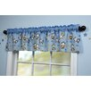 "Little Bedding by NoJo Born to Rock 60"" Curtain Valance"