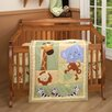 Little Bedding by NoJo Safari Kids Crib Bedding Collection