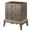 <strong>Gail's Accents</strong> Modern 3 Drawer Commode Chest