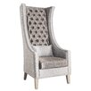 "<strong>""Winmark""  Tufted Back Empress Arm Chair</strong> by Gail's Accents"