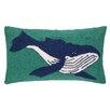 Peking Handicraft INC. Humpback Whale Hook Pillow
