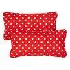 Mozaic Company Corded Lumbar Throw Pillows (Set of 2)