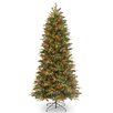 <strong>Pomona Pine 7 ' Green Artificial Christmas Tree with 300 LED Multic...</strong> by National Tree Co.