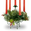 <strong>Wintry Pine Candelabra</strong> by National Tree Co.