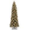 National Tree Co. Colorado Spruce 12' Green Artificial Christmas Tree with 950 Clear Lights and Stand