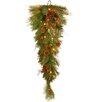"National Tree Co. Pre-Lit 36"" White Pine Teardrop"