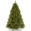 National Tree Co. Winchester Pine 7.5' Artificial Christmas Tree with 500 Clear Lights