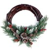 National Tree Co. Frosted Berry Grapevine Wreath