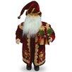 National Tree Co. Plush Santa