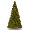 National Tree Co. Fraser 10.5' Green Fir Artificial Christmas Tree with 1250 Clear Lights and Stand