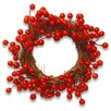 National Tree Co. Berry Wreath Set of 2 (Set of 2)