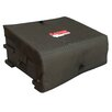 <strong>Slant Top Console Rack 8U Top 2U Side DJ Station</strong> by Gator Cases