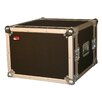 "Tour Wood Flight 19.25"" Deep Audio Road Rack Case"