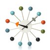 "Vitra Vitra Design Museum 13"" Ball Wall Clock"