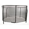 Bazoongi Kids 12' G4 Enclosure System for Trampoline