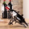 SPI Home Twig Coll Tabletop Single Wine Bottle Holder