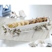 SPI Home Coral Coll Rectangular Serving Tray
