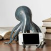 <strong>SPI Home</strong> Octopus Cell Phone Holder with Bluetooth Speaker
