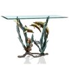 SPI Home Dolphin Seaworld Console Table