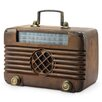 <strong>Old Time Radio Bluetooth Speaker</strong> by SPI Home