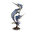 SPI Home Marlin and Sailfish Figurine