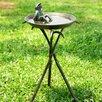 SPI Home Cool Frog Birdbath