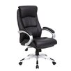 <strong>High-Back Executive Office Chair with Spring Tilt</strong> by Boss Office Products