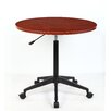 "Boss Office Products 32"" Mobile Round Gathering Table"