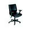 <strong>Boss Office Products</strong> Mid-Back Caressoft Executive Chair